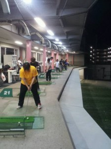 ゴルフ全体