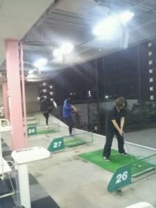 ゴルフトライアル