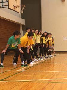 こちらは黄色チーム。
